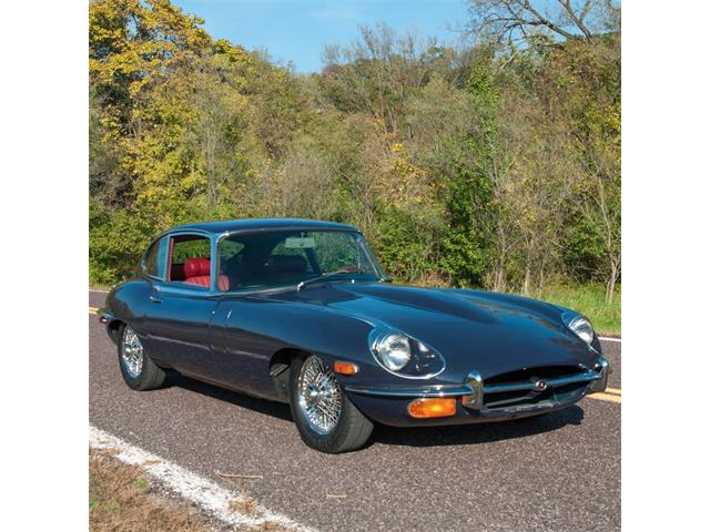 1970 Jaguar E-Type 2+2 Coupe | 919234
