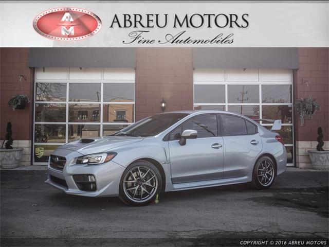 2015 Subaru WRXSTI Limited | 919236