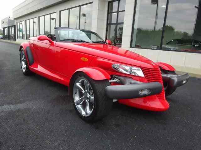 1999 Plymouth Prowler | 919249
