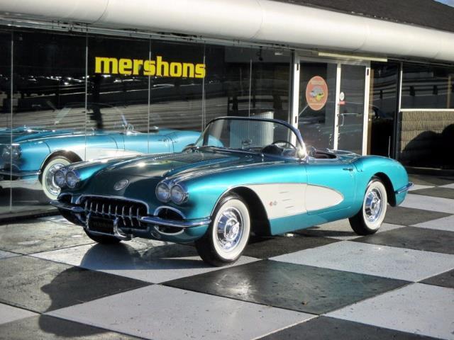 1958 Chevrolet Corvette | 919256