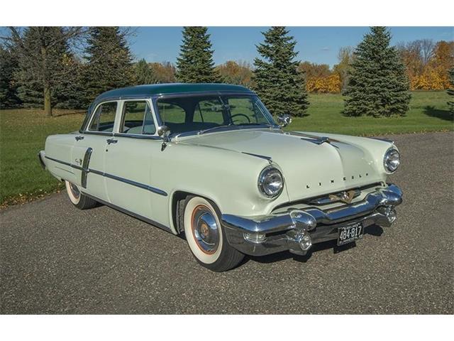 1953 Lincoln Capri | 919261
