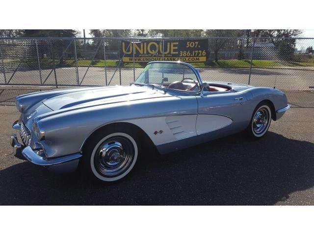 1960 Chevrolet Corvette | 919264