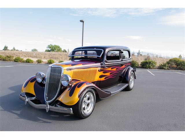 1934 Ford Tudor | 919277