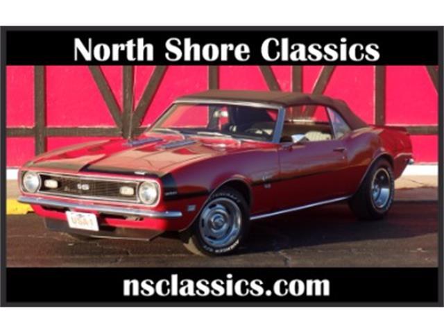 1968 Chevrolet Camaro | 919278