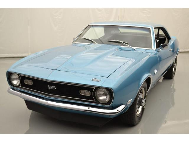 1968 Chevrolet 2-Dr Coupe | 919279