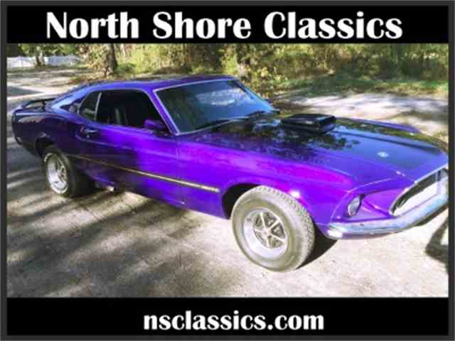1969 Ford Mustang | 919282