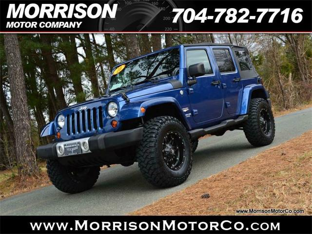 2010 Jeep Wrangler | 919286