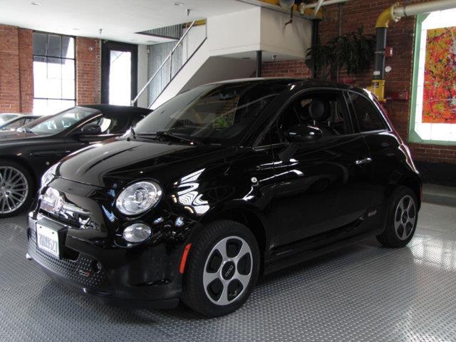 2015 Fiat 500e | 919290