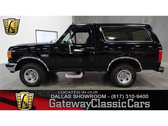 1991 Ford Bronco | 919300