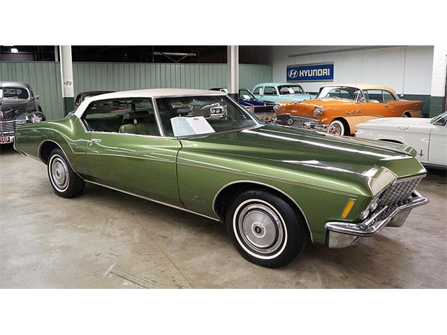 1972 Buick Riviera | 919321