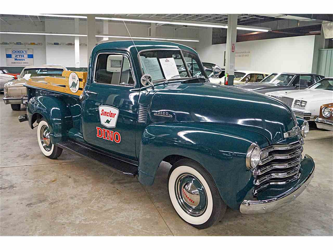 1953 chevrolet 3100 for sale cc 919322. Black Bedroom Furniture Sets. Home Design Ideas