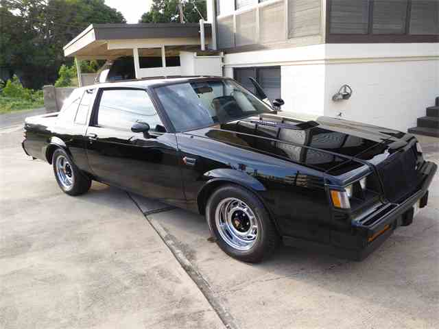 1987 Buick Grand National | 919332