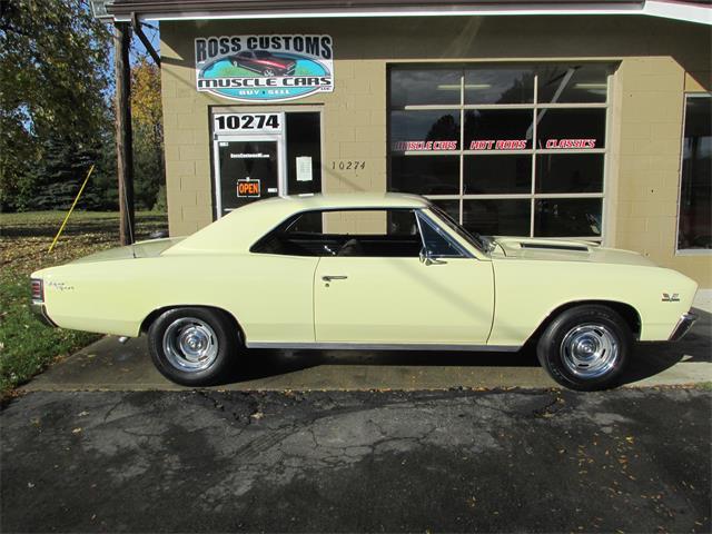1967 Chevrolet Chevelle SS | 919336