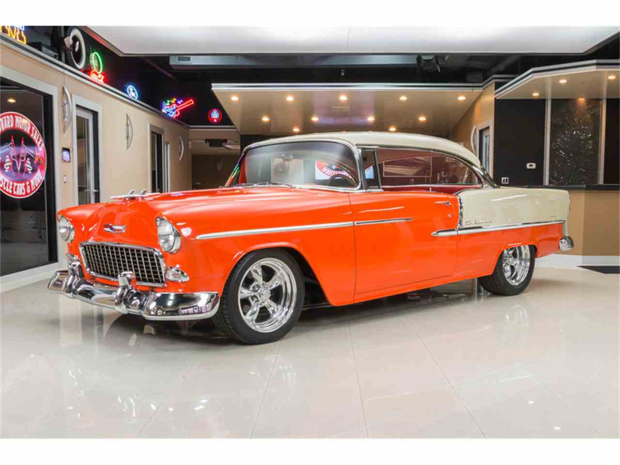 1955 Chevrolet Bel Air for Sale | ClassicCars.com | CC-910934