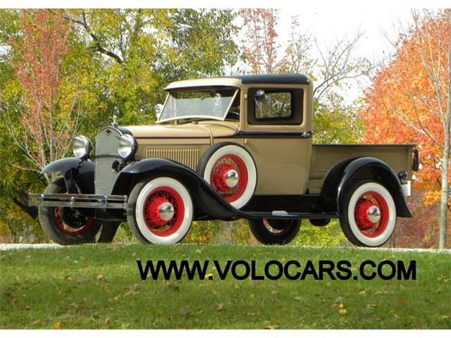 1930 Ford Model A | 919340