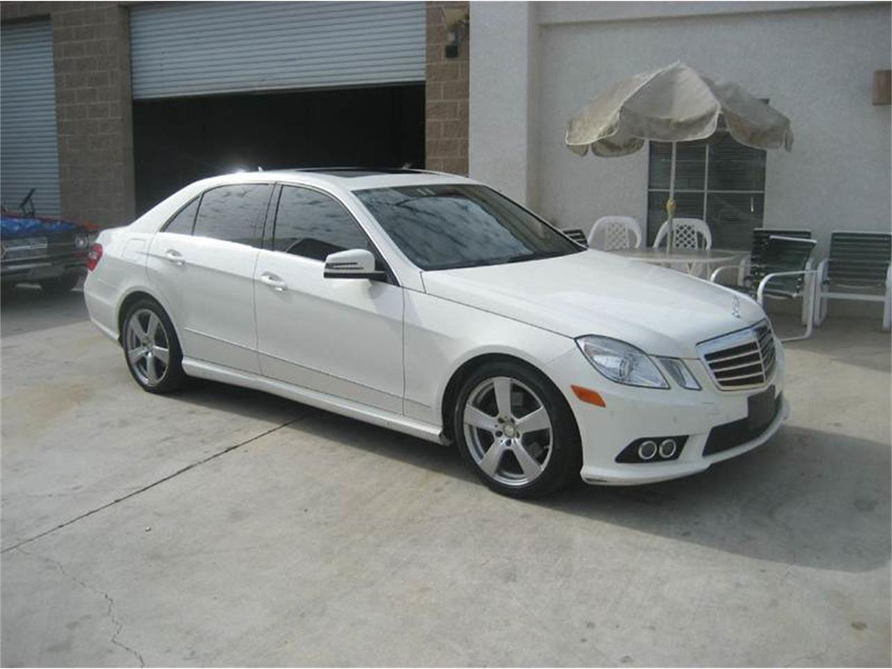 2010 mercedes benz e class for sale cc for Mercedes benz inspection cost