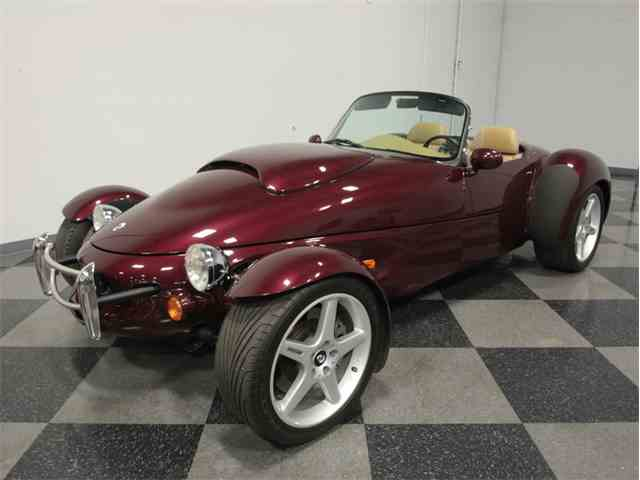 1998 Panoz AIV Roadster Supercharged | 919349