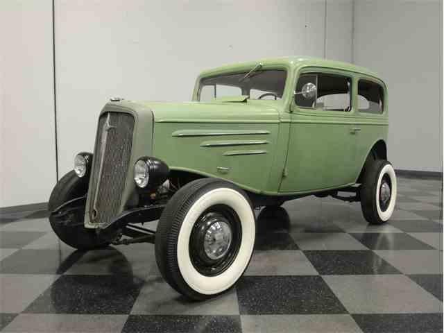 1934 Chevrolet Sedan | 919355