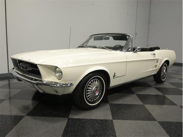 1967 Ford Mustang | 919357