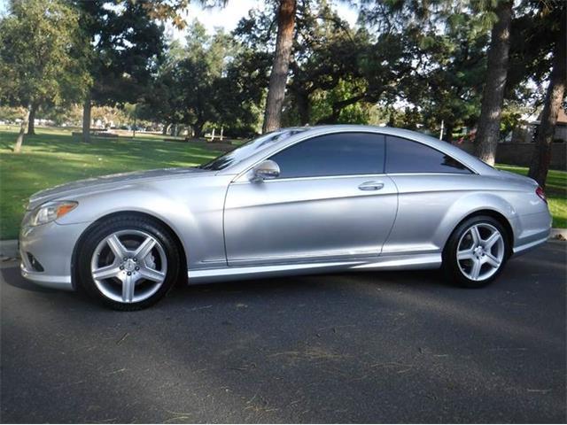 2008 Mercedes-Benz CL-Class | 919361