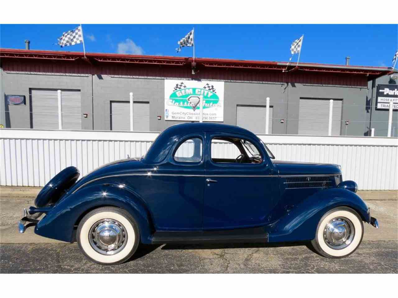 1936 ford coupe for sale cc 919368. Black Bedroom Furniture Sets. Home Design Ideas