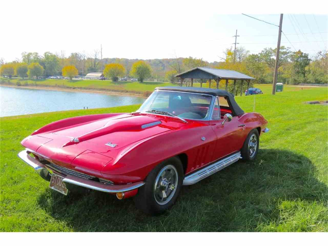Large Picture of '66 Corvette - JPE1
