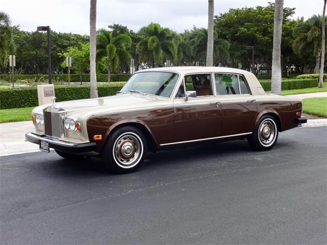 1980 Rolls-Royce Silver Shadow II | 919381