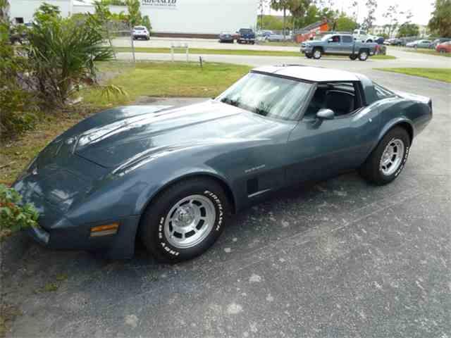 1982 Chevrolet Corvette | 919387
