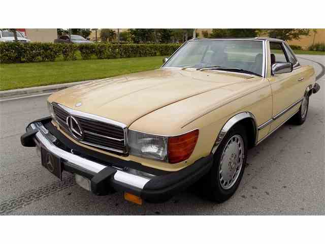 1982 Mercedes-Benz 380SL | 919408