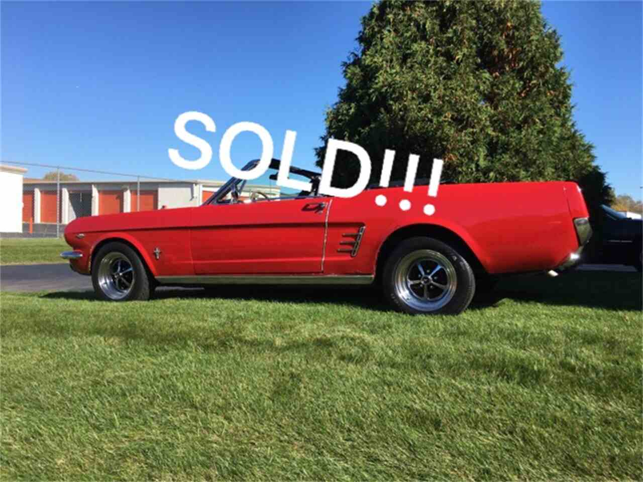 1966 Ford Mustang for Sale - CC-919411