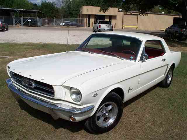 1965 Ford Mustang | 919416