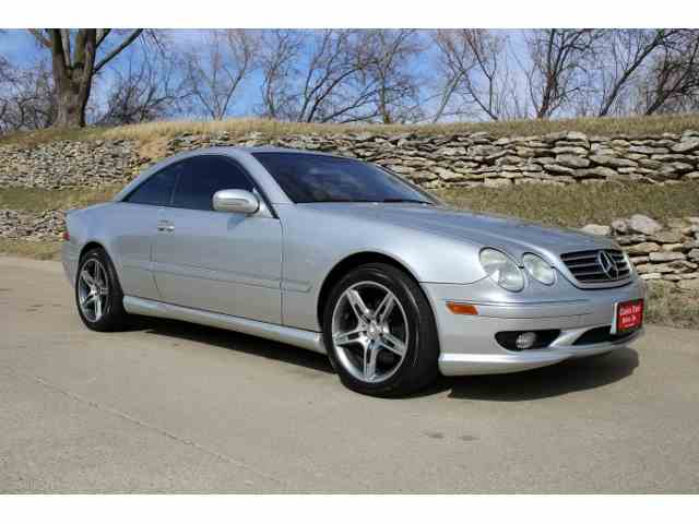 2001 Mercedes-Benz CL55 | 919417