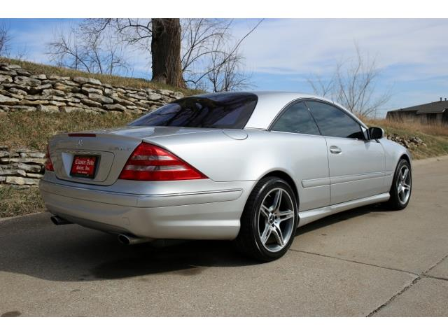 2001 mercedes benz cl55 for sale cc 919417 for Mercedes benz omaha