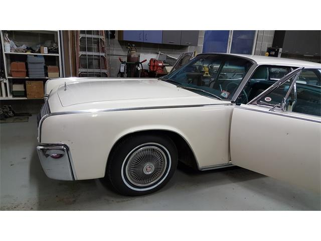 1961 to 1967 lincoln continental for sale on classiccars. Black Bedroom Furniture Sets. Home Design Ideas