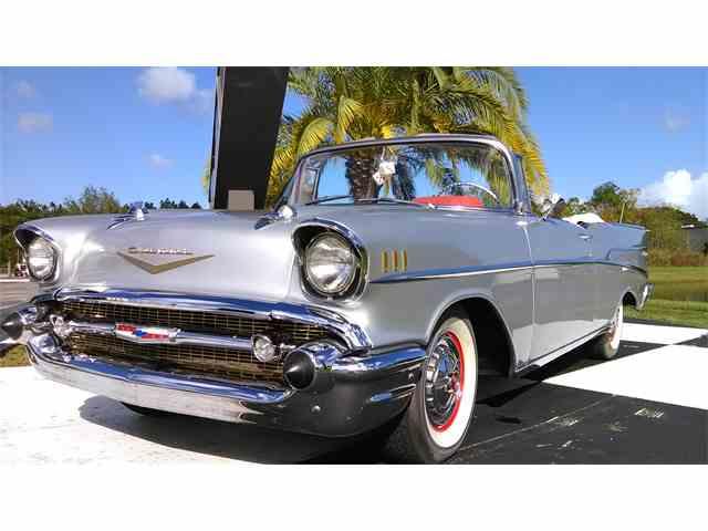 1957 Chevrolet Bel Air   919431