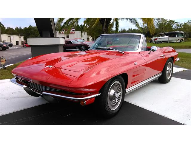 1964 Chevrolet Corvette   919434