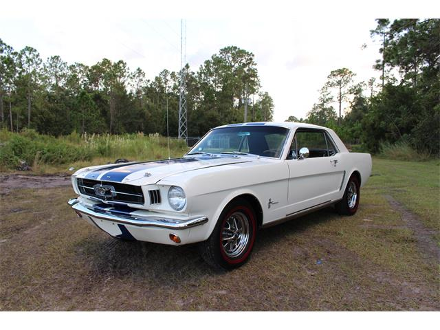 1965 Ford Mustang | 919435