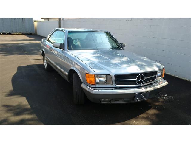 1983 Mercedes-Benz 380SEC | 919443