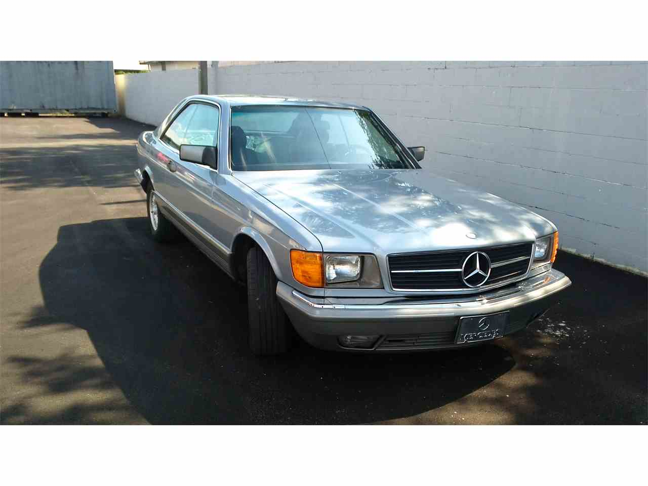 1983 mercedes benz 380sec for sale cc