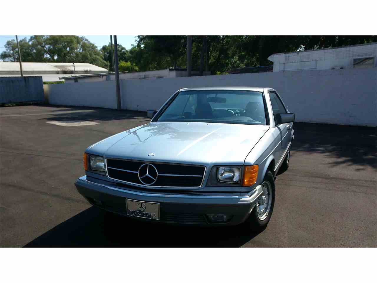 1983 mercedes benz 380sec for sale cc for Mercedes benz for sale in florida