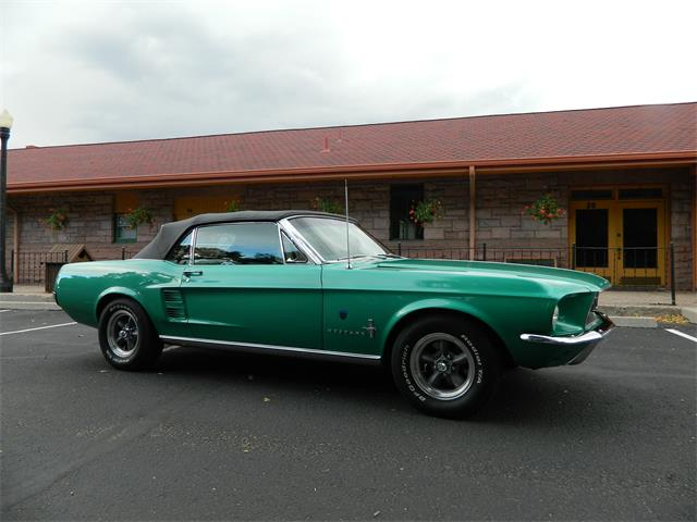 1967 Ford Mustang | 919457