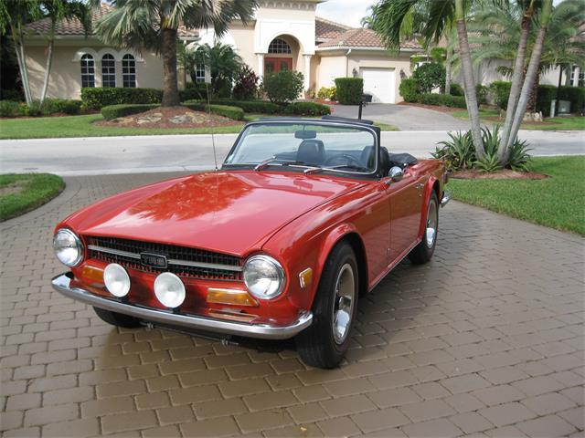 1972 Triumph TR6 | 919458