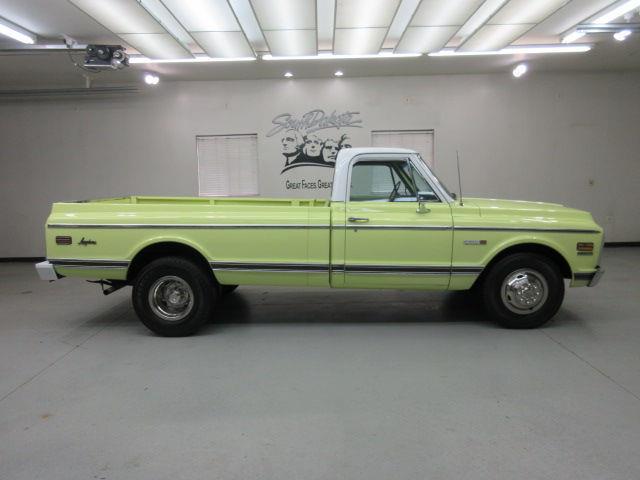 1972 Chevrolet Cheyenne | 910949