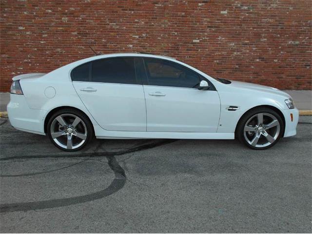 2009 Pontiac G8 | 919510