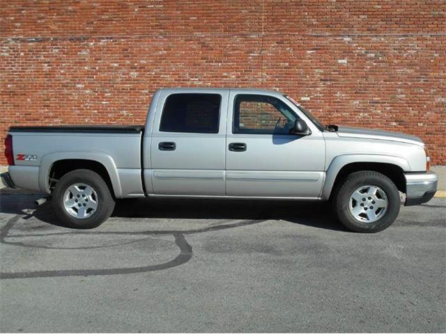 2006 Chevrolet Silverado | 919511