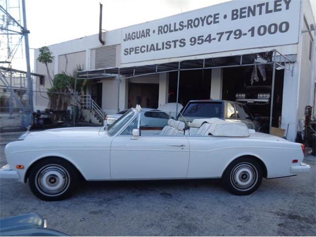 1989 Rolls-Royce Corniche | 919514