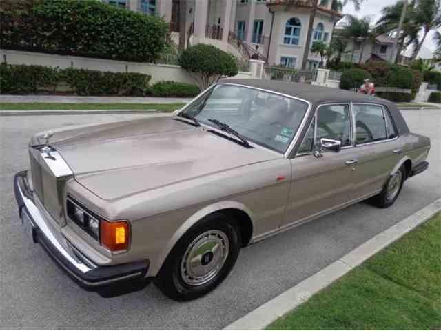 1991 Rolls-Royce Silver Spur | 919515
