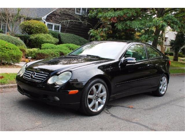 2004 Mercedes-Benz C230 | 919521