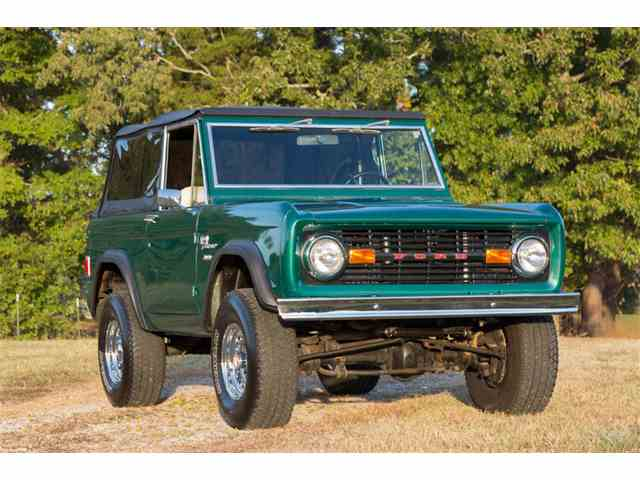 1977 Ford Bronco | 919542