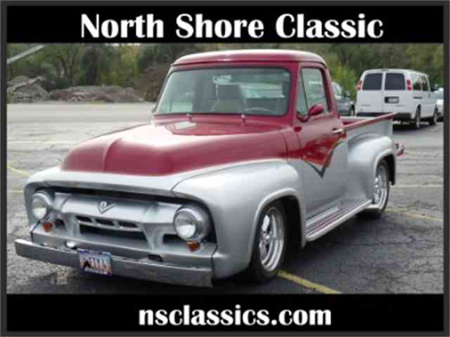 1954 Ford F100   919543